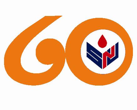 山東師范大學建校60周年校慶標志設計說明圖片